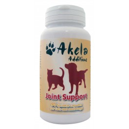 Akela Additions Joint Support For Small Dogs & Cats 90 Capsules