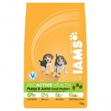 Iams Puppy Food Junior Sm / Med Breed Chicken