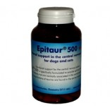 Epitaur 500 Capsules For Dogs 90 Pack
