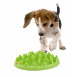 Green Interactive Feeder Mini Size For Small Dogs