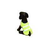 High Visibility Dog Vest By PetGear 8in