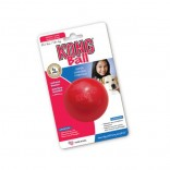 Kong Rubber Ball Dog Toy Small