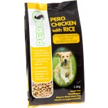 Pero Dog Food Chicken with Rice