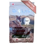 Akela 80:20 Duck Grain-Free Pet Dog Food (Duck recipe plus 20% VAT)