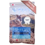 Akela 80:20 Fish Feast Grain-Free Pet Dog Food (Fish recipe plus 20% VAT)