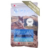 Akela 80:20 Fish Feast Grain-Free Working Dog Food