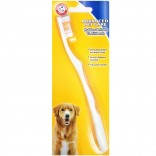 Arm & Hammer Rubber Bristle Toothbrush For Dogs