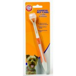 Arm & Hammer Three Sided Toothbrush For Dogs