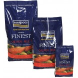 Fish4Dogs Dog Food Finest Salmon Adult Small Bite