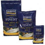 Fish4Dogs Dog Food Finest Ocean White Fish Adult Small Bite