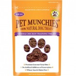 Pet Munchies Natural Liver And Chicken Training Dog Treat Snacks 50G