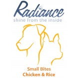 Radiance Small Bite Dog Food Chicken & Rice