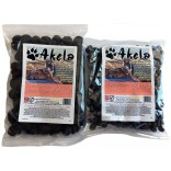 Akela 80:20 Puppy/Scottish Salmon Grain-Free Working Dog Food Sample (FREE P&P)