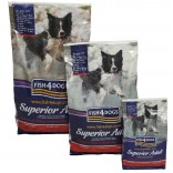 Fish4Dogs Dog Food Superior Adult Small Bite