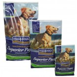Fish4Dogs Dog Food Superior Puppy Regular