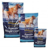 Fish4Dogs Dog Food Superior Adult Weight Control Small Bite