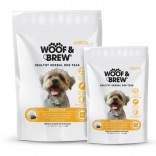 Woof & Brew Herbal Tea For Dogs Digestion Blend 28 Days