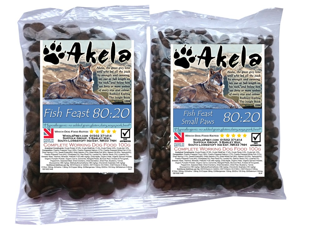 dog food sample packs